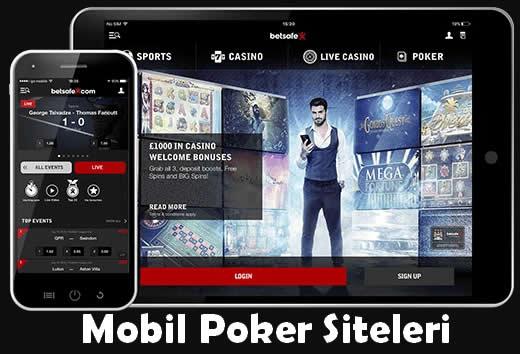 Mobil Poker